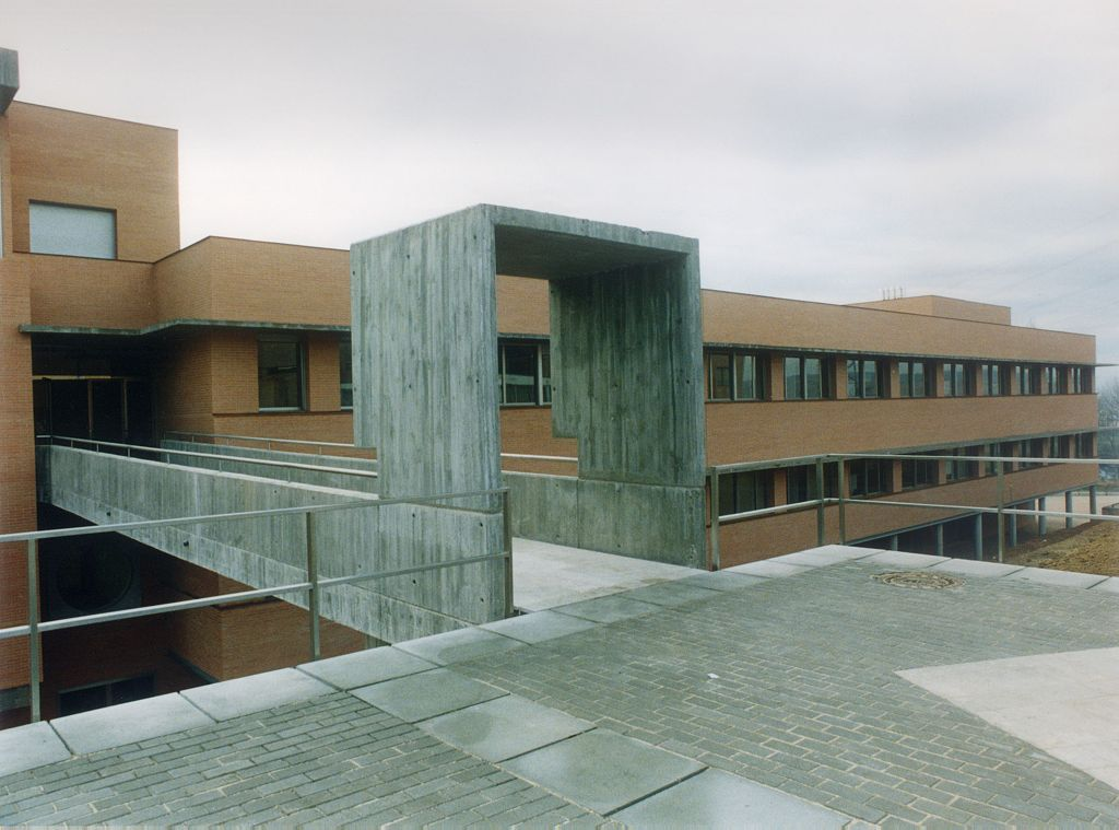 El Centro de Investigacin del Cncer, del CSIC, en Salamanca. Foto: DICYT. (Clic para ampliar)